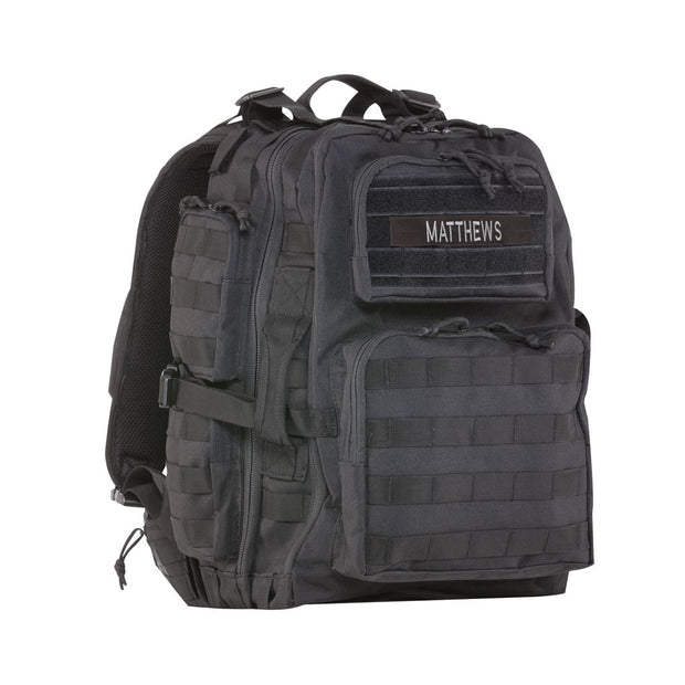 Tour Of Duty Backpack - Black