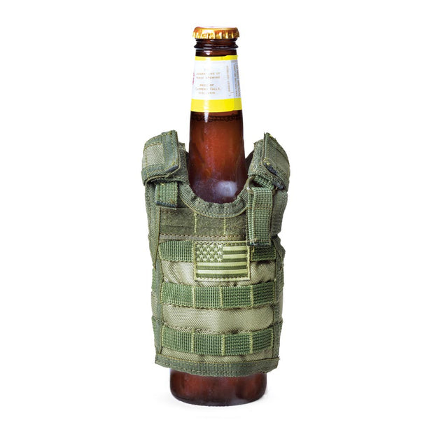 Tactical Mini Vest Koozie