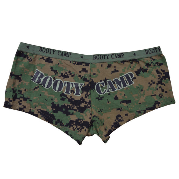 Women's Booty Camp Booty Shorts