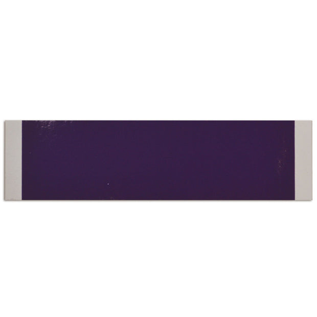 Purple Heart Ribbon Bumper Sticker