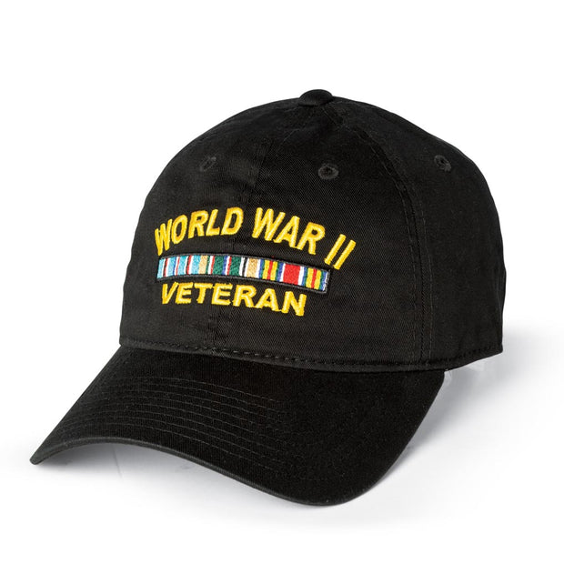 WWII Veteran Cover