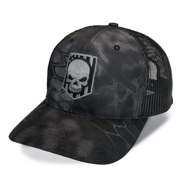 Kryptek Skull Cover