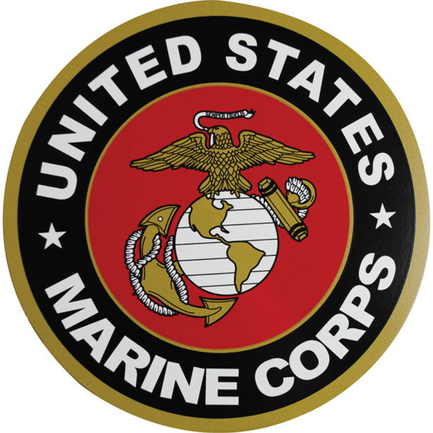 Marine Corps Car Magnet