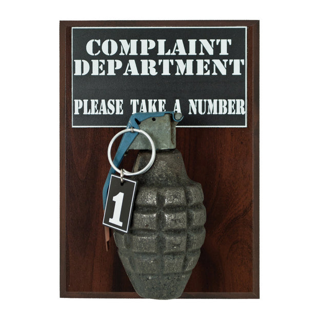 Complaint Department Pineapple Grenade