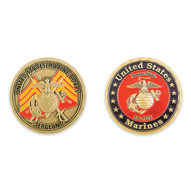 Sergeant Coin