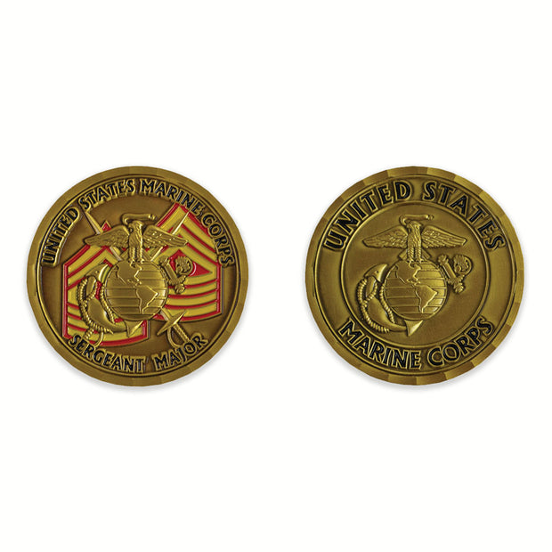 Sergeant Major Coin