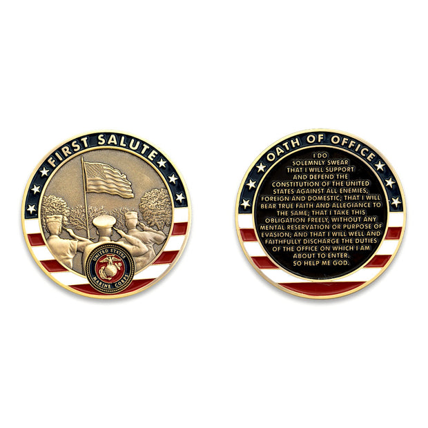 First Salute Marine Coin