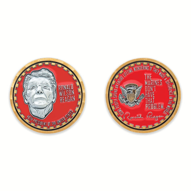Ronald Wilson Reagan Coin