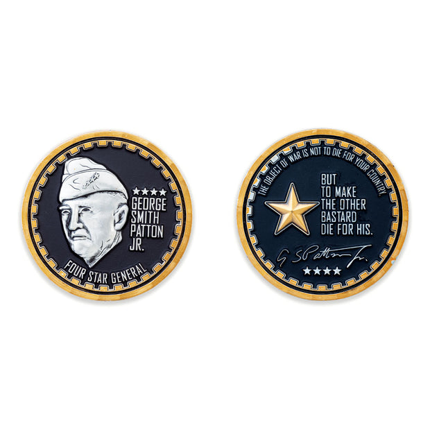 George Smith Patton Jr Coin