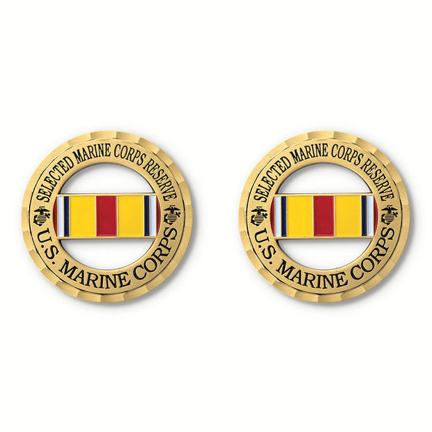 Selected Marine Corps Reserve Ribbon Coin