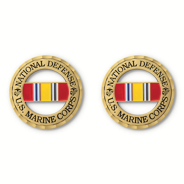 National Defense Ribbon Coin
