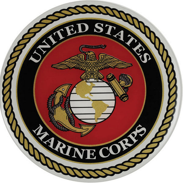 "United States Marine Corps 5"" Decal"