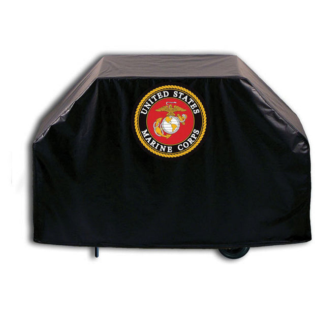 Marine Corps Grill Cover