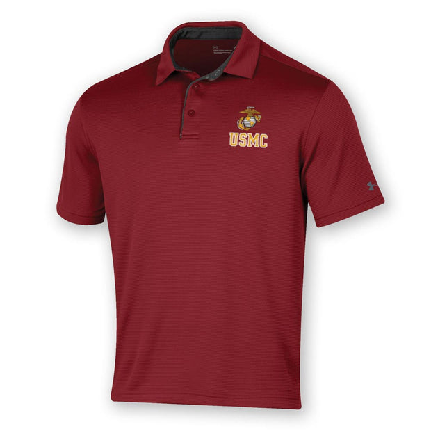 Under Armour USMC Performace Tech Polo