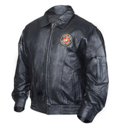 Marines Corps Leather Jacket