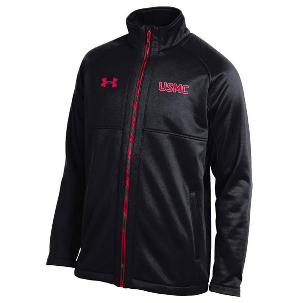 Marines Under Armour Super Softshell Triad Jacket
