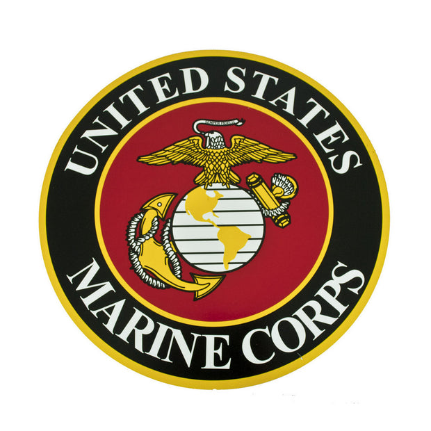 "Marine Corps 12"" Magnet"
