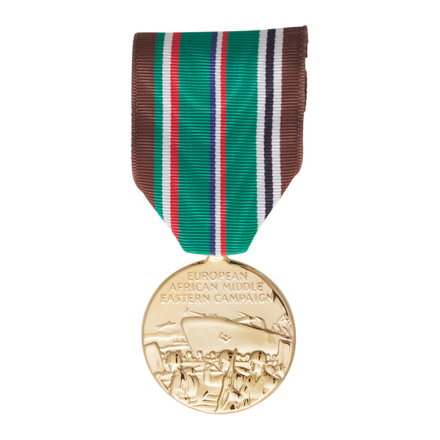 European African Mideastern Campaign Medal