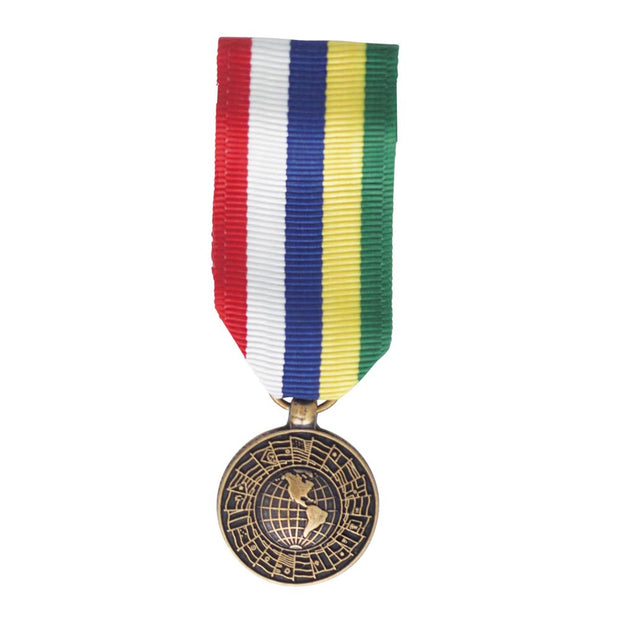 Inter American Defense Board Mini Medal