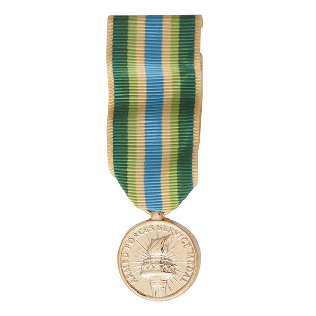 Armed Forces Service Mini Medal