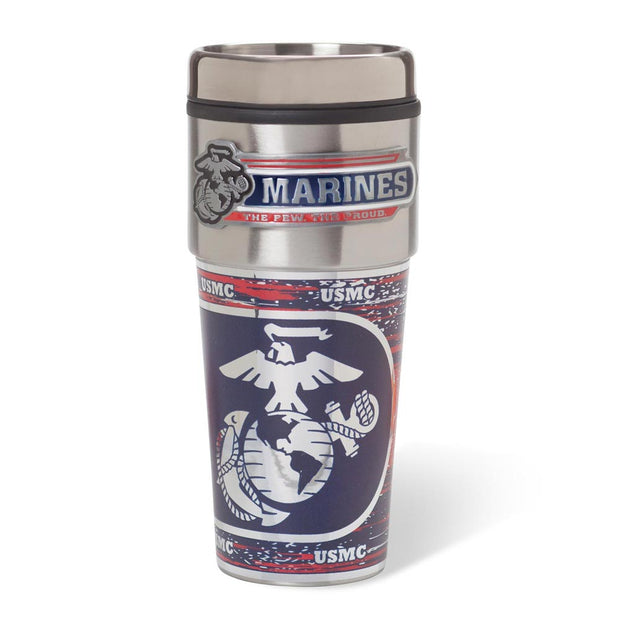 Marines Stainless Steel Tumbler