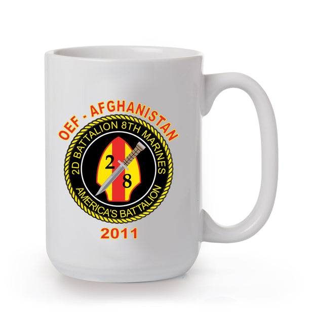 2nd Battalion 8th Marines Mug