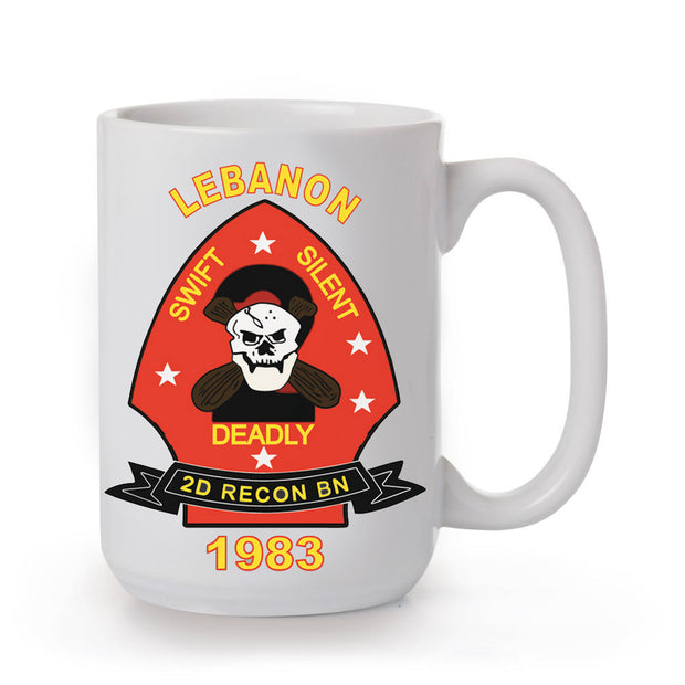 2nd Recon Battalion Mug