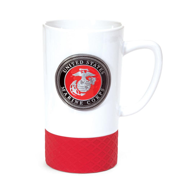 Marines Red Grip Mug