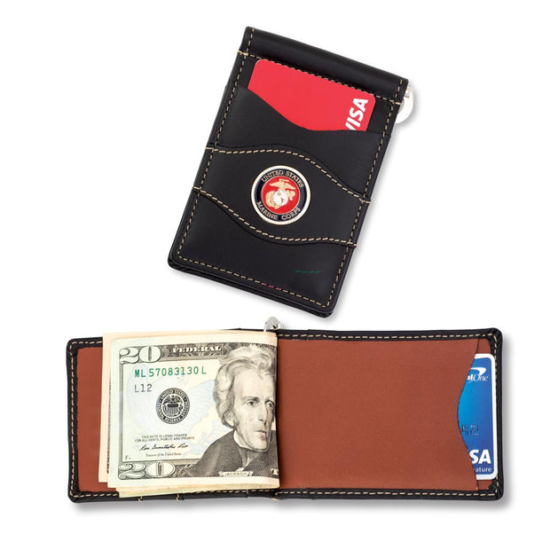 Leather Currency Organizer