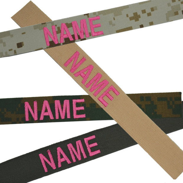 Ladies Novelty Name Tape