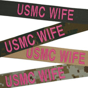 USMC Wife Nametape