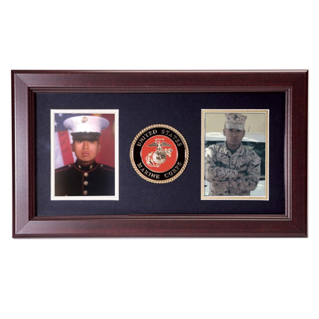 Marine Corps Double Frame