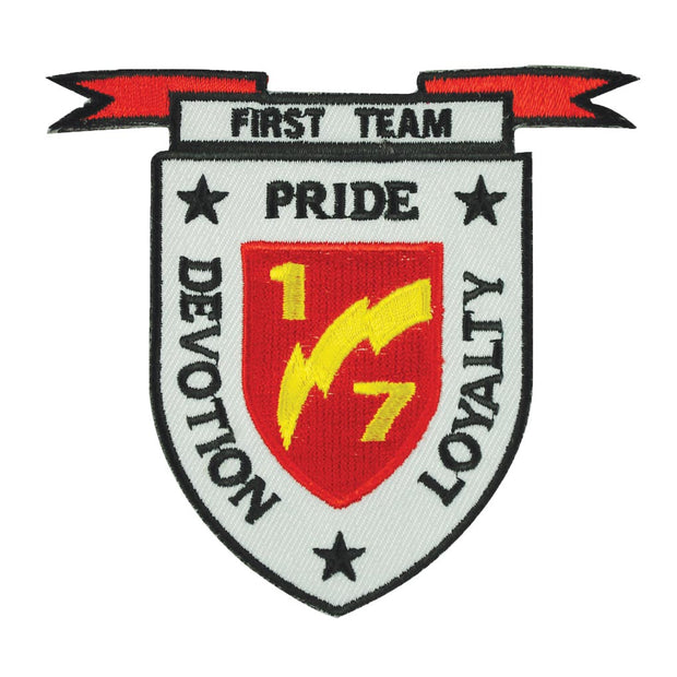 1st Battalion 7th Marines Patch