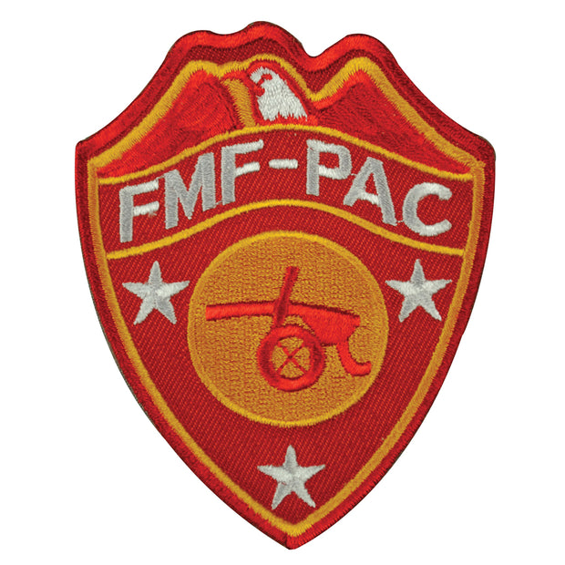 FMF-PAC Artillery Battalion Patch