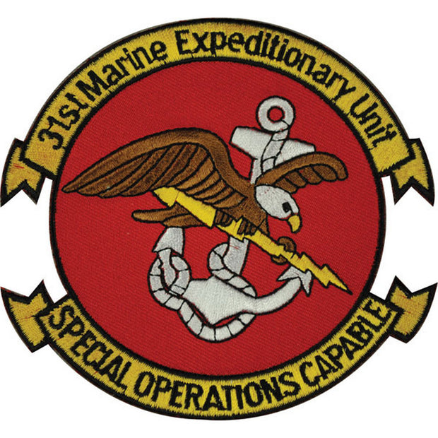 31st MEU Special Operations Capable Patch