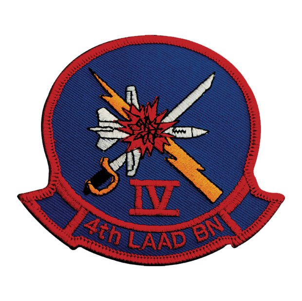 4th LAAD Battalion Patch