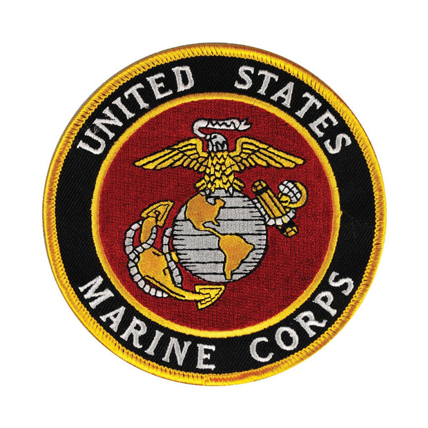 Eagle Globe and Anchor USMC Patch