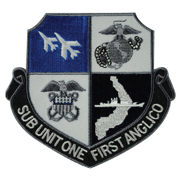 SU-1 1st Anglico Patch
