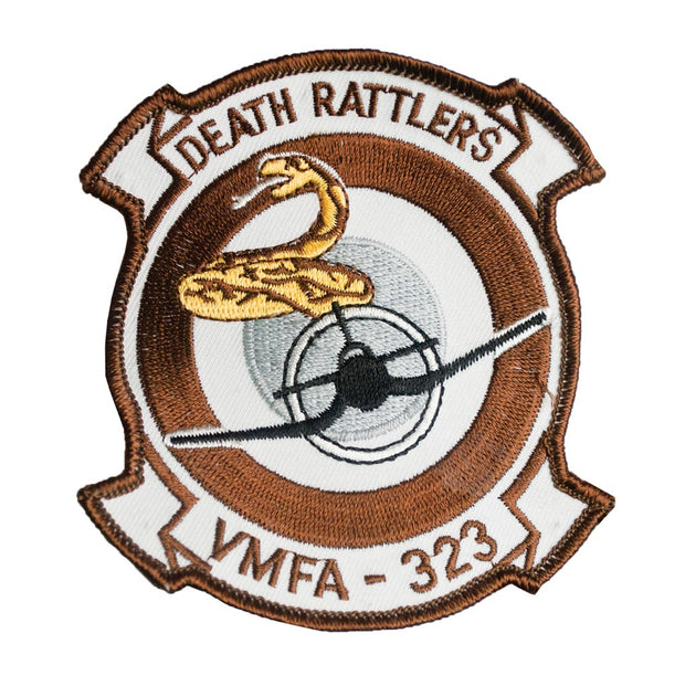 VMFA-323 Death Rattlers Patch