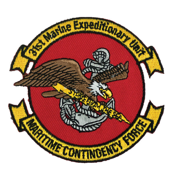 31st MEU Patch