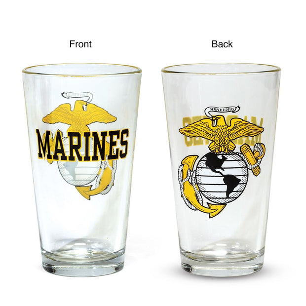 Marines Mixing Glass