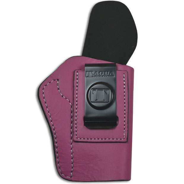 Inside the Pant Pink Holster for 4 Colt 1911