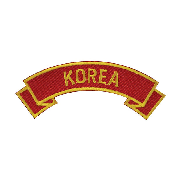 Korea Rocker Patch
