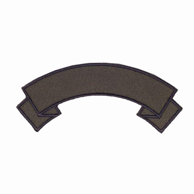 Create Your Own OD Green Rocker Patch