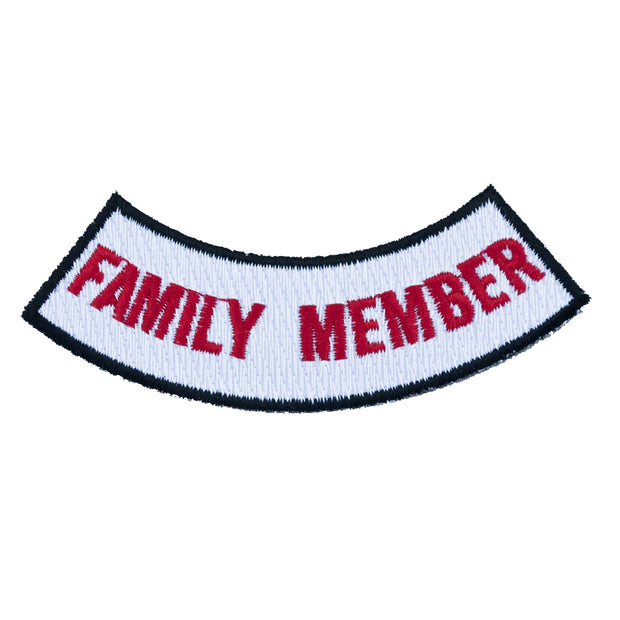Beirut Veterans Family Member Rocker Patch