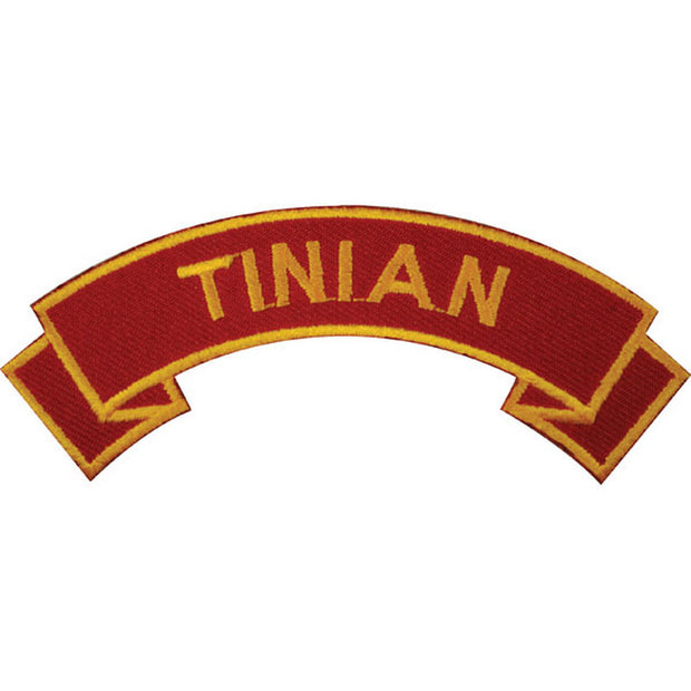 Tinian Rocker Patch