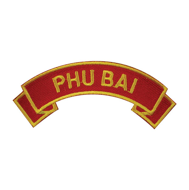 Phu Bai Rocker Patch
