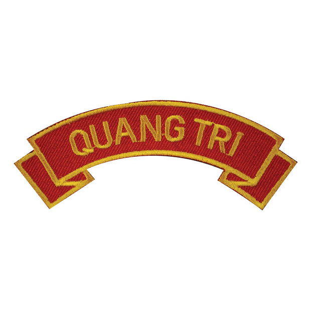 Quang Tri Rocker Patch