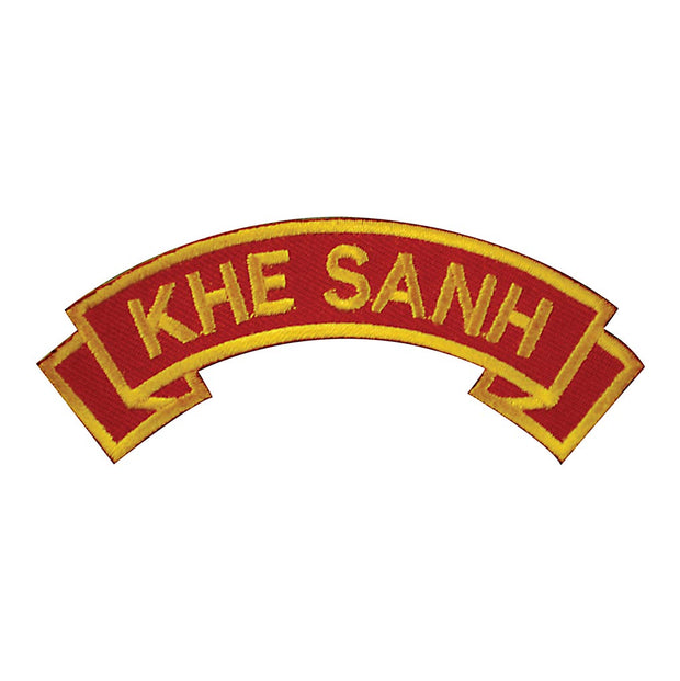 Khe Sanh Rocker Patch