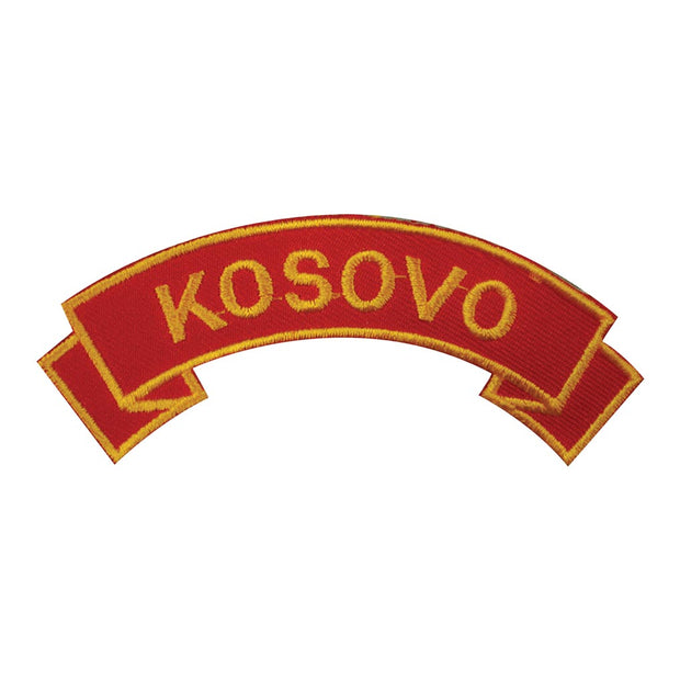 Kosovo Rocker Patch